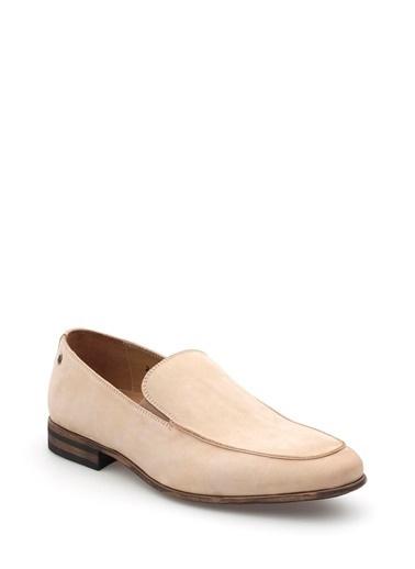 Pedro Camino Hakiki Deri Ayakkabı Bej
